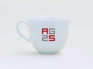 Zhotovení reklamní předmětů v grafickém a marketingovém studiu AG25