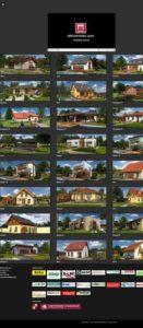 Nabídka domů dřevostavby Juha