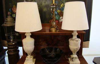 Starožitné svítidla a lustry Antik shop Praha
