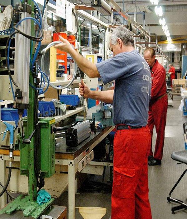 Špičkové hydraulické nářadí vyráběné ve Švédsku. - Nordex Europe