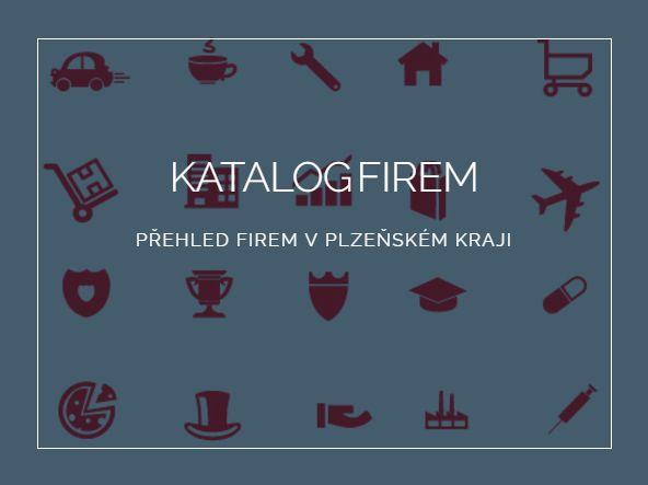 Katalog firem Plzeň