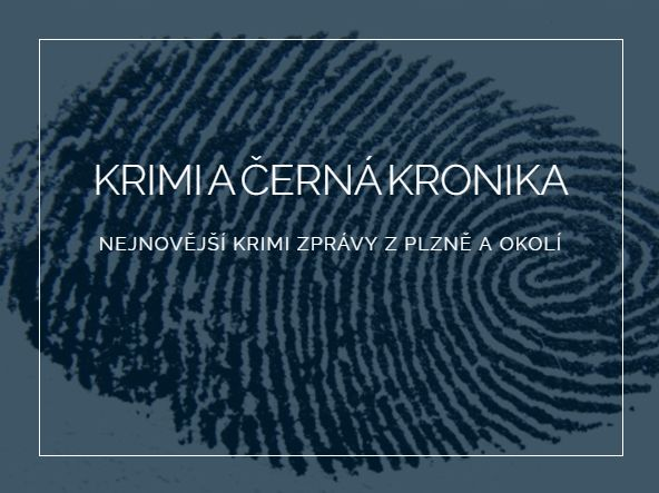 Krimi Plzeň