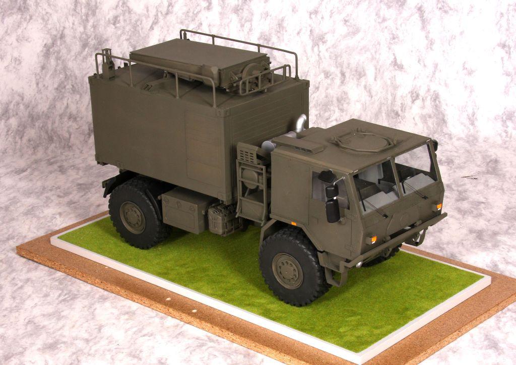 Modely vojenské techniky - Modely strojů a maket Vega