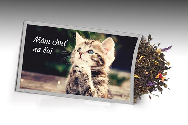 Pohledy, pohlednice se sypaným čajem - Domovínek eshop pro seniory Plzeň