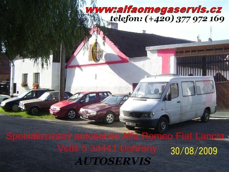 Odtahová služba Alfa Romeo