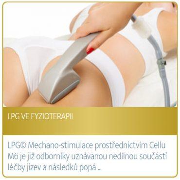 LPG ve fyzioterapii