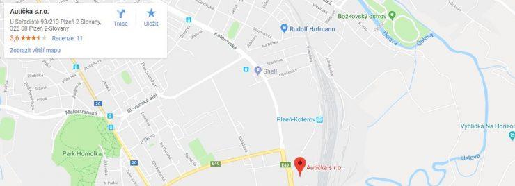 Prodej ojetých automobilů Škoda - Autíčka s.r.o