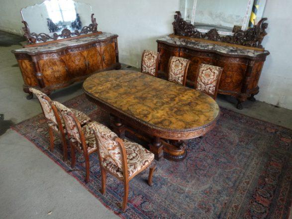 Prodej starožitností - obyvaci-pokoj