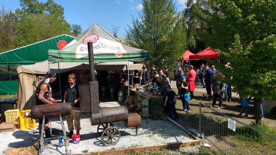 Slavnosti svobody Plzeň - oslavy osvobození 04