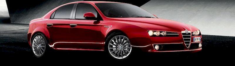 Alfa Romeo autoservis Plzeň
