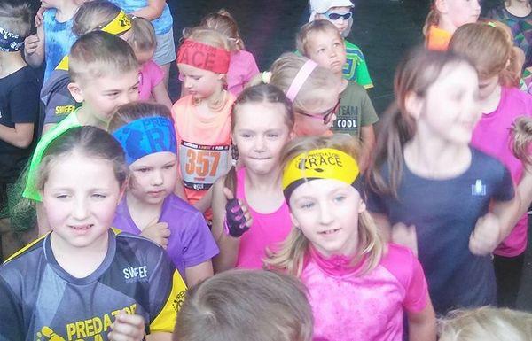 Škodaland Race Junior - dětský terénní závod s překážkami
