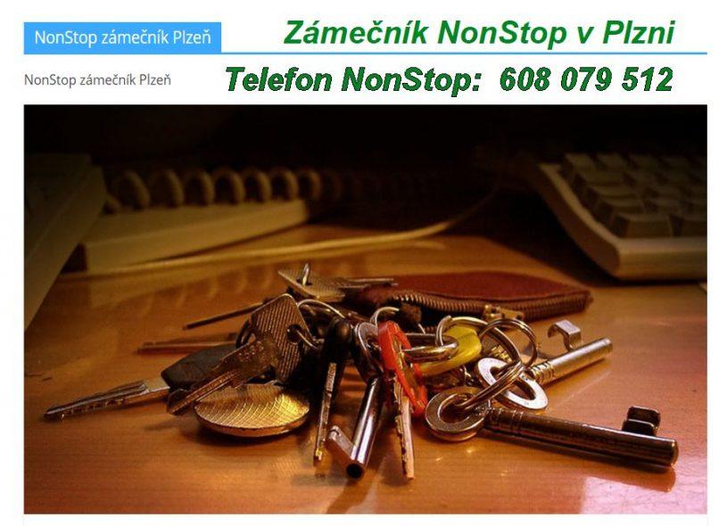 Zámečník NonStop v Plzni