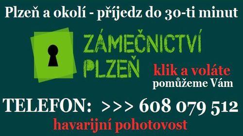 zámečnictví-nonstop-Plzeň