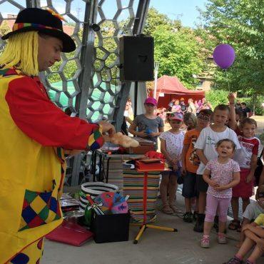 Akce pro děti v Plzni