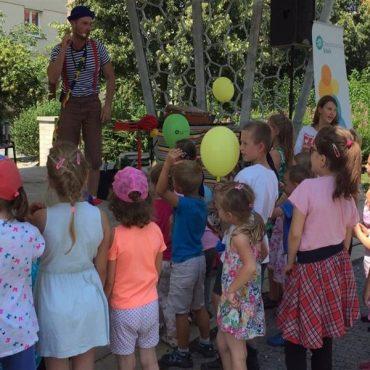 Akce v Plzni pro děti