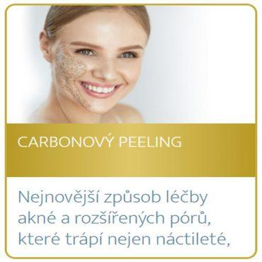 Carbonový peeling