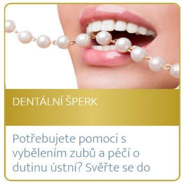 Dentální šperk