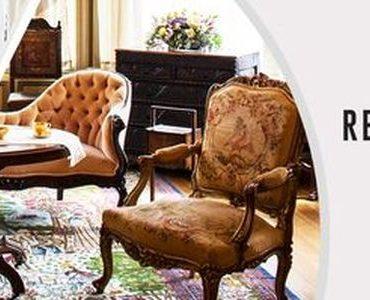 Restaurování nábytku v Praze - opravy starého nábytku