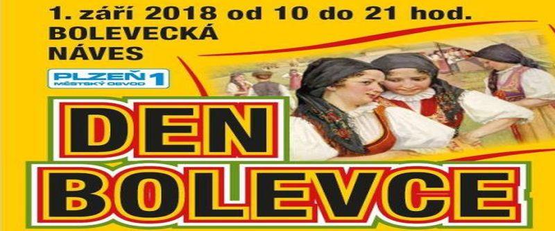 DEN BOLEVCE – Akce v Plzni – v Bolevci