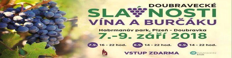 Doubravecké slavnosti vína a burčáku