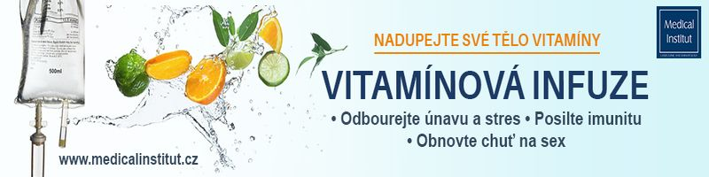 Vitaminové infuze
