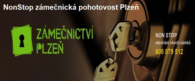 NonStop zámečnická pohotovost Plzeň