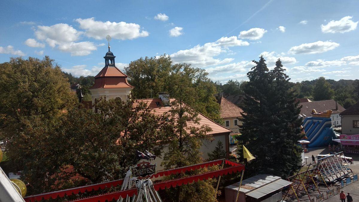 Pouť ve Dnešicích u Plzně akce pro děti - Plzeň Jih - o víkendu