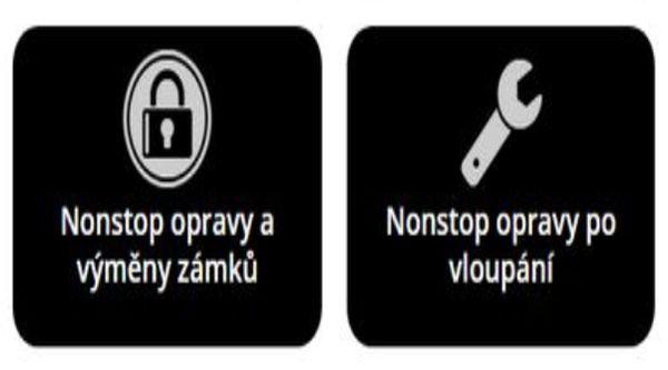Zámečnictví Plzeň NonStop - služby