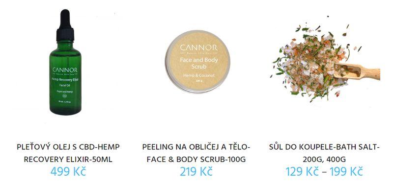 Prodej kosmetiky v Plzni