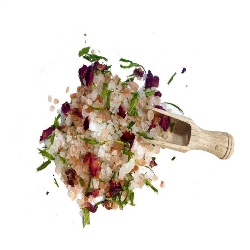 Prodej kosmetiky z konopí – koupelová sůl CANNOR