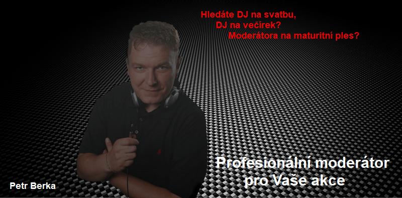 Profesionální moderátor pro Vaše akce