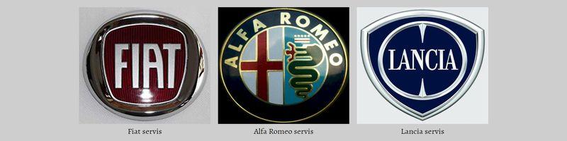 Autoservis Alfa Romeo Fiat Lancia Plzeň