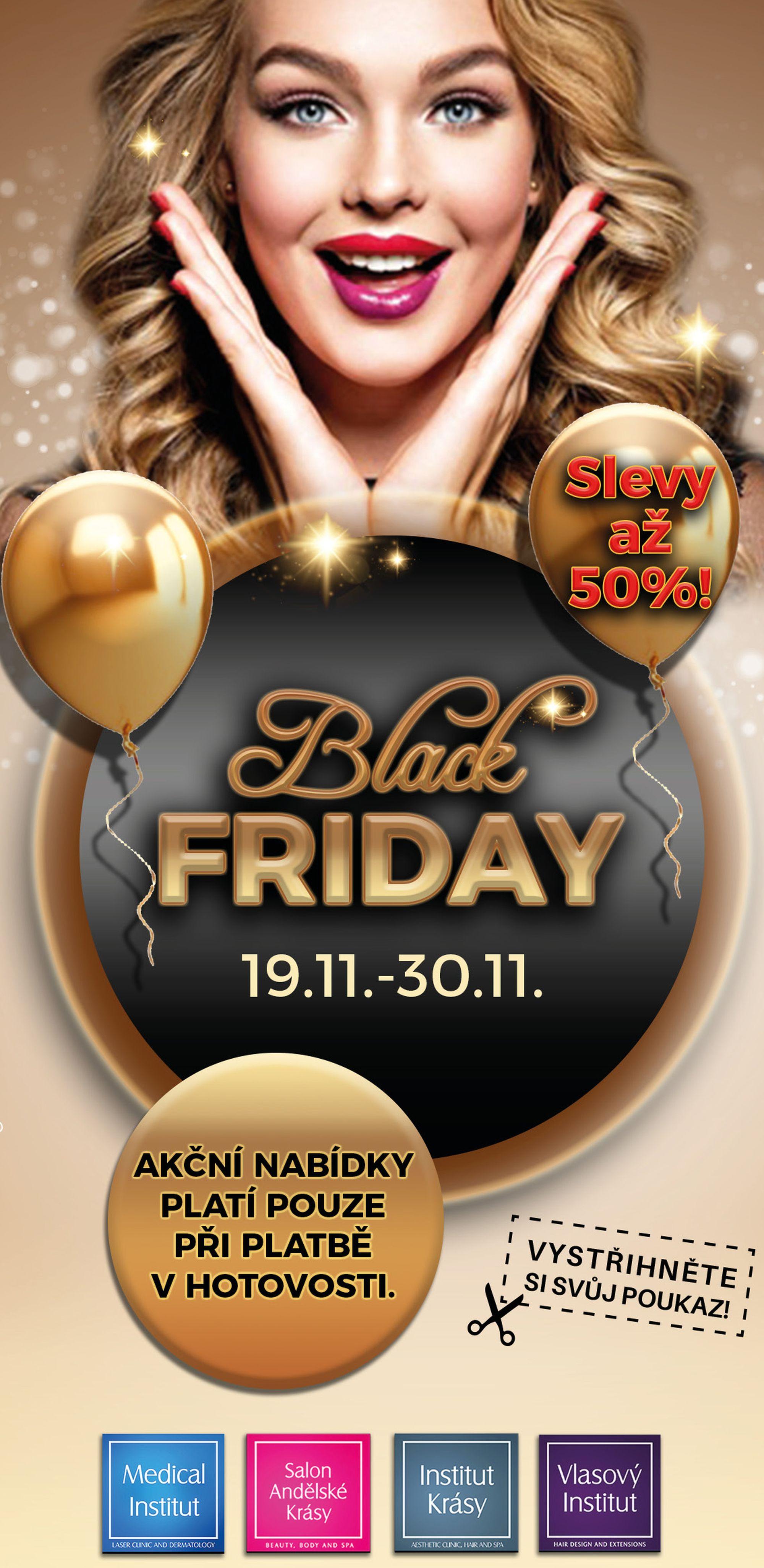 Black Friday Plzeň 2018