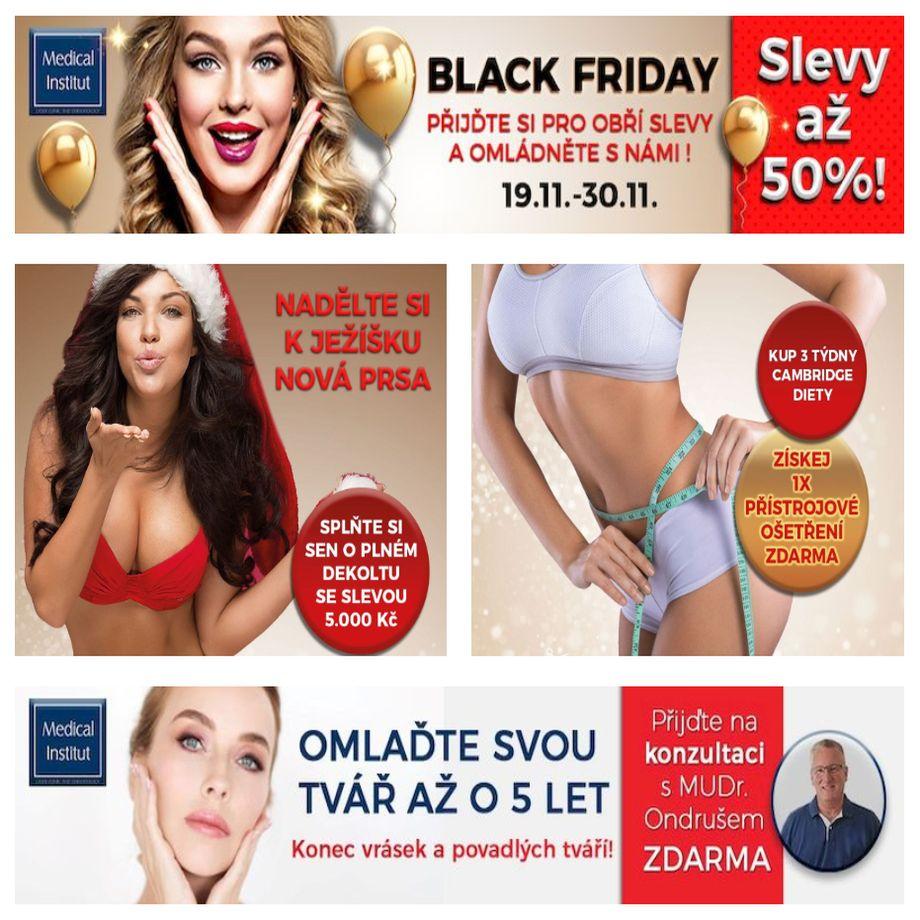 Black Friday - slevové akce- Plzeň 2018