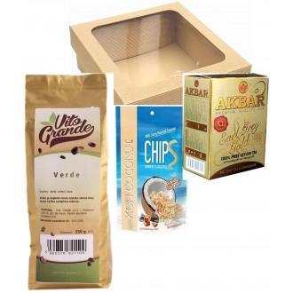 Vánoční dárkové balíčky od Vito Grande - eshop s kávou
