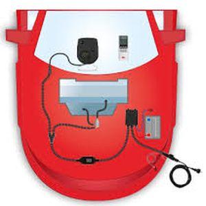 NORDEX EUROPE_ CALIX - elektrický systém předehřevu motoru