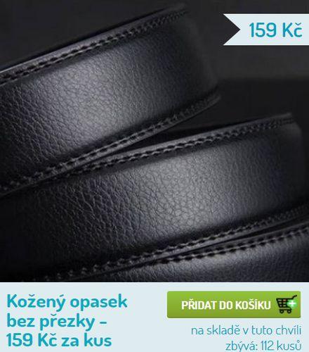 Prodej pánských kožených opasků - E-.shop s opasky v Plzni