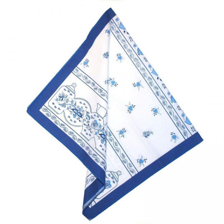kuchyňský a bytový textil -výrobky z tradiční řady Cibulák