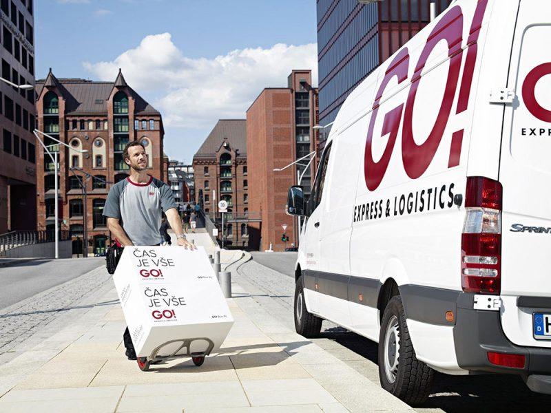 Mezinárodní kurýrní přeprava - Go express & logistic