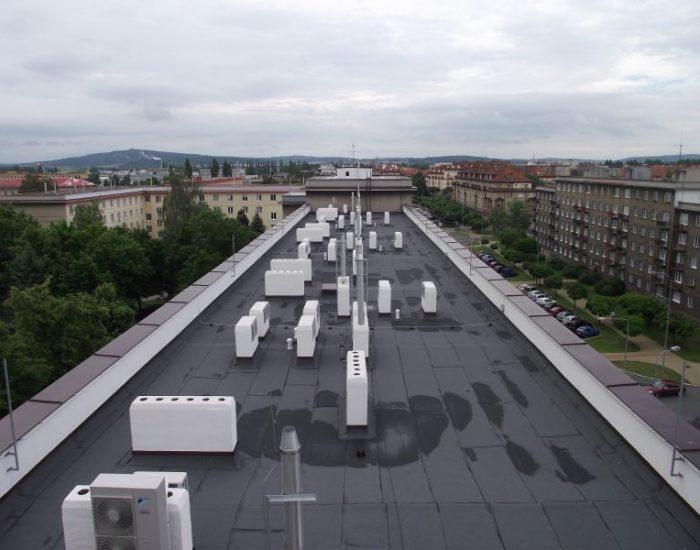 Pokrývačské práce - Střechy Bergl Plzeňský kraj