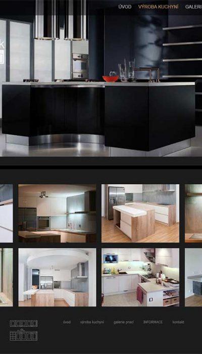 Výroba kuchyní MK Marek