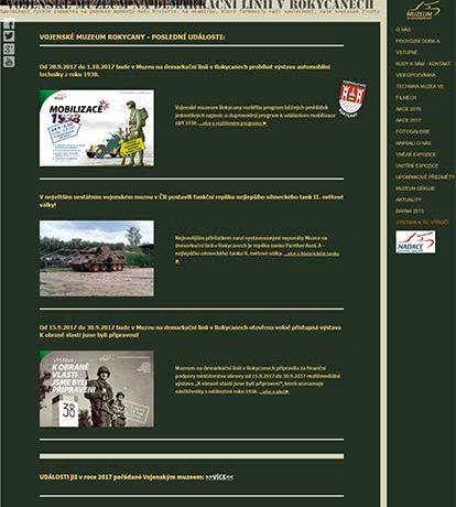 Vojenské muzeum Rokycany