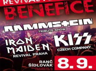 Koncert na Ranči Šídlovák v Plzni
