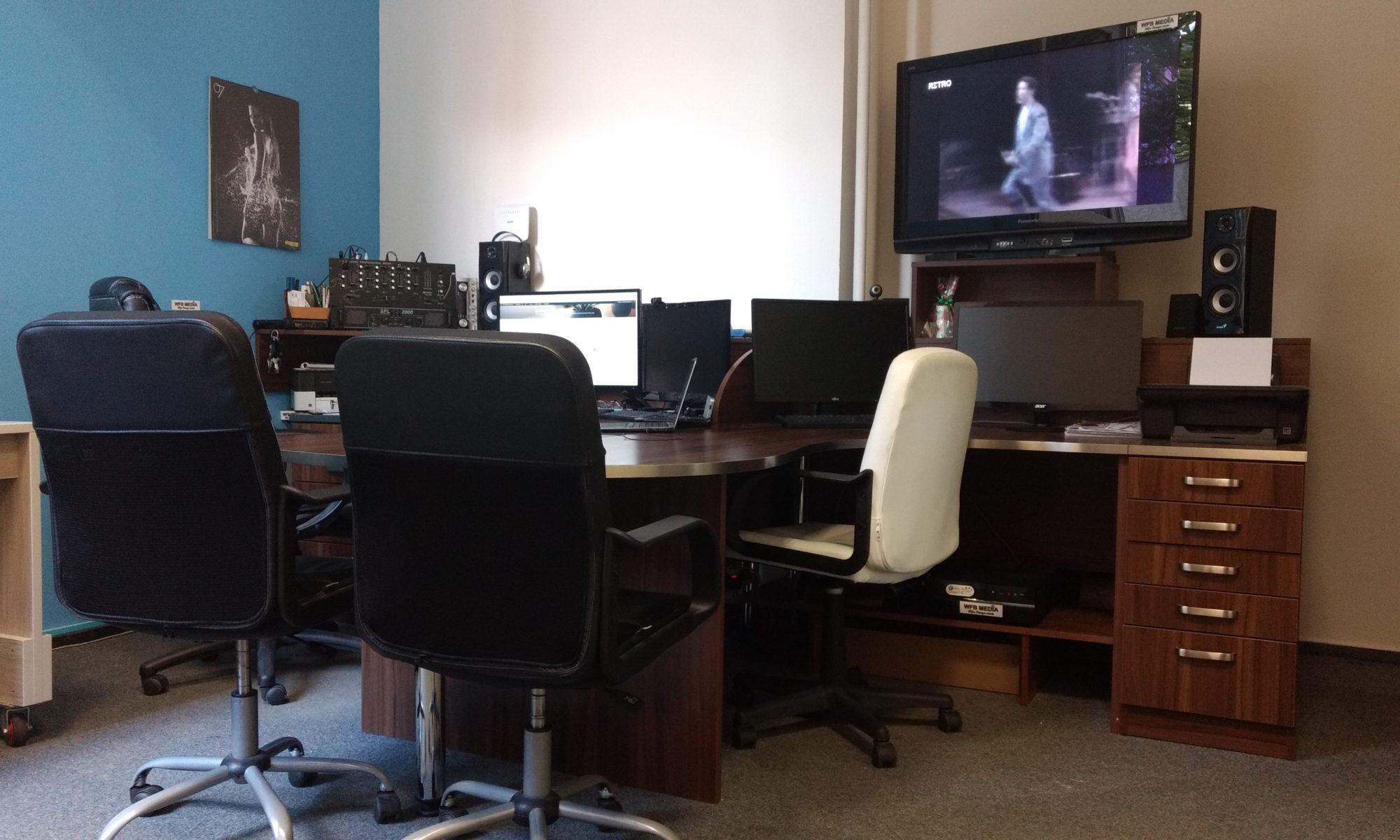 Kancelář studia: WEB – FOTO – MEDIA – SEO – VIDEO - REKLAMA - MARKETING-INFO PLZEŇ