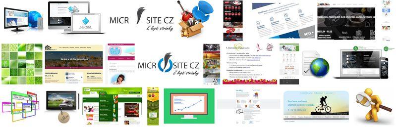 Jaké máte satelitní informační webové MicroSite a InfoSite na dalších doménách Vaší firmy.? Používáte podpůrné GoogleSite? Máte vytvořeny www navštívenky? NEMÁTE? Možná se tím připravujete o získání dalších zákazníků a případných zájemců o nabídky Vašich firem. Doporučujeme tento stav napravit a tyto podpůrné informační webové stránky si vytvořit.