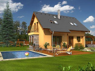 Nabídka nízkoenergetických dřevostaveb na klíč Juha