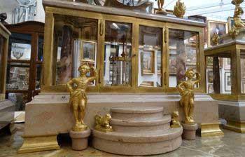 Starožitné hodiny Antik shop Praha