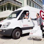 GO! - to je mezinárodní expresní přeprava zásilek a kurýrní služba.