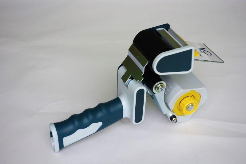 Odvíjecí strojky pro lepící pásky - obaly Greit