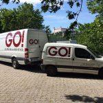 Vnitrostátní přeprava zásilek GO!